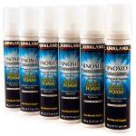 Minoxidil Kirkland Foam 5% - Tratamento para 6 Meses