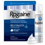 Minoxidil Rogaine Foam 5% - Tratamento para 4 Meses