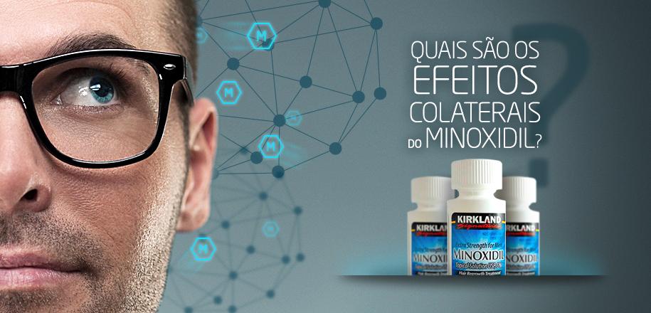 Previna-se Contra os Efeitos Colaterais do Minoxidil