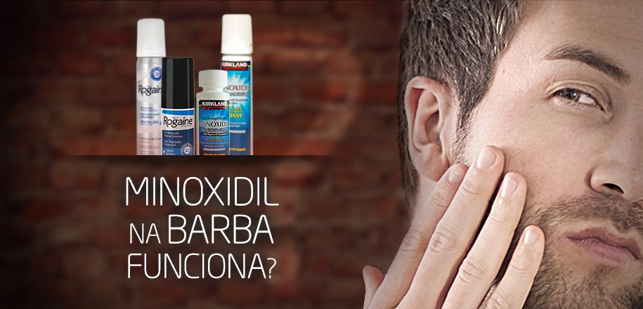 Será que o Minoxidil na Barba Funciona de Verdade?