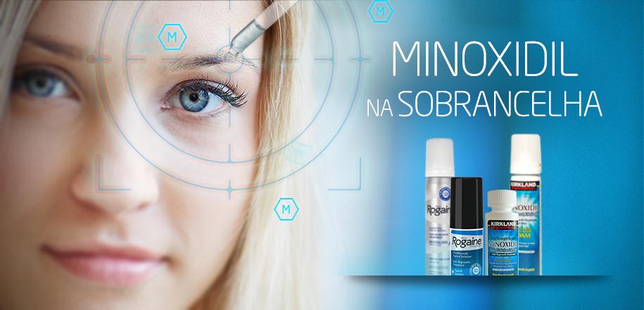 Como Aplicar o Minoxidil na Sobrancelha Corretamente?