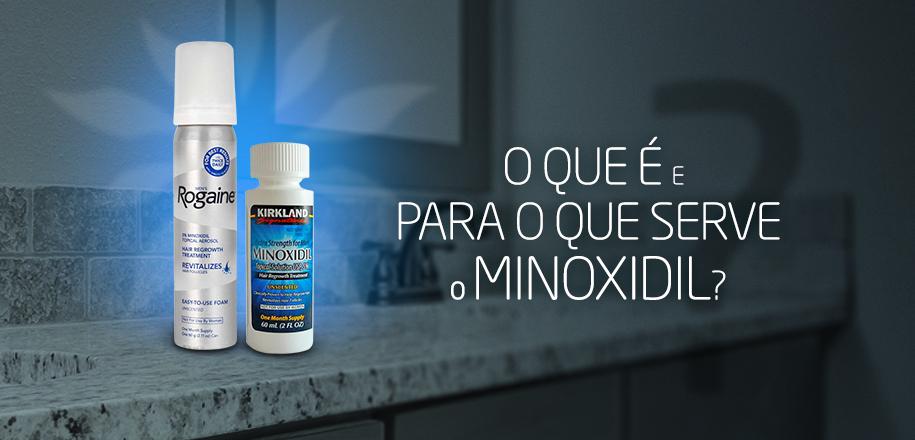 O Que é o Minoxidil e Para Que Serve essa Fórmula?