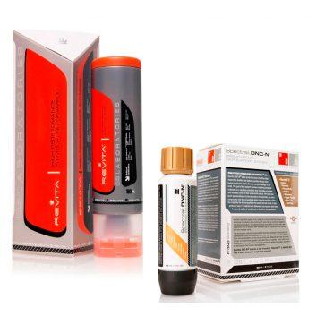 Kit Antiqueda com Shampoo Revita e Loção Spectral DNC-N