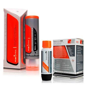 Kit Antiqueda com Shampoo Revita e Loção Spectral RS