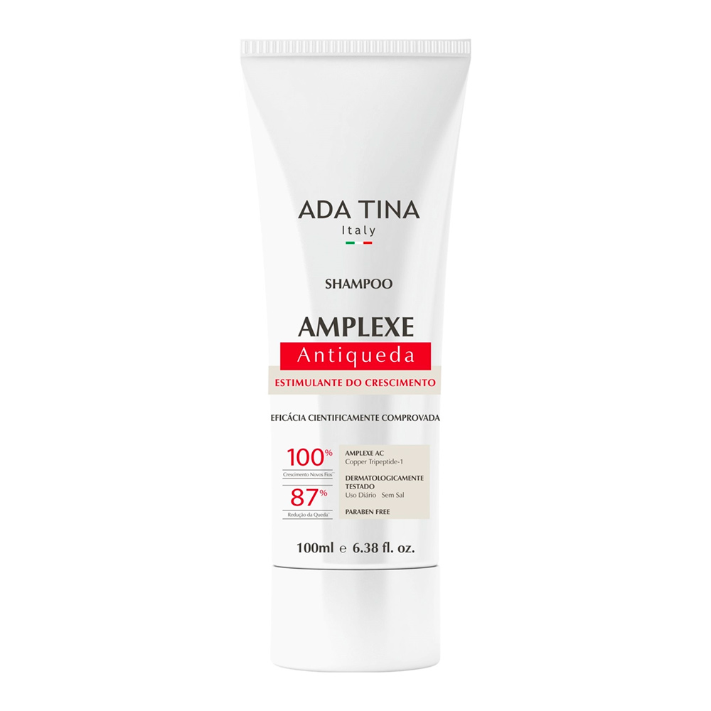 Shampoo Amplexe Antiqueda Ada Tina