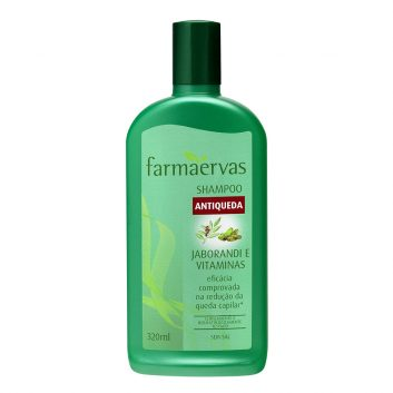 Shampoo Farmaervas Antiqueda - 320 ml