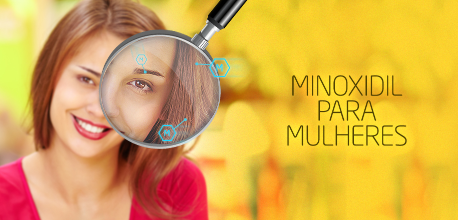 Minoxidil Para Mulheres – Saiba Usar Corretamente