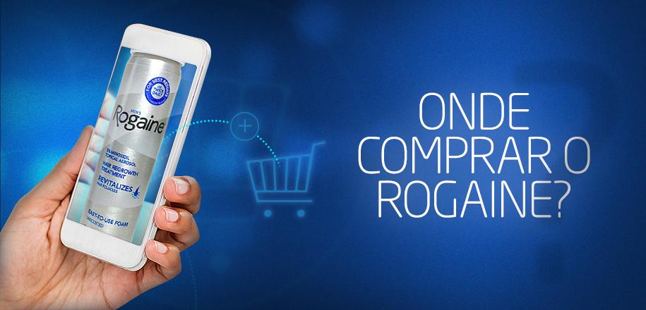 Comprar Rogaine Original no Brasil é Tranquilo e Seguro