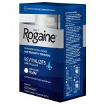 Minoxidil Rogaine Foam 5% - Tratamento para 3 Meses