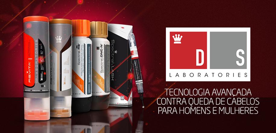 A DS Laboratories é Lider Mundial em Tratamento Capilar