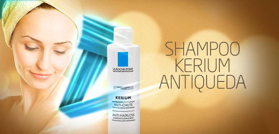 O Shampoo Kerium Antiqueda Funciona Muito Bem