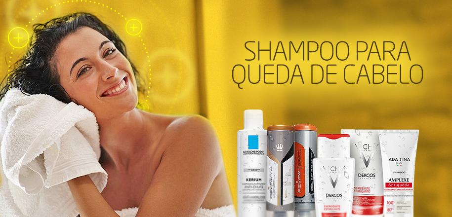 Saiba Qual o Melhor Shampoo para Queda de Cabelo?