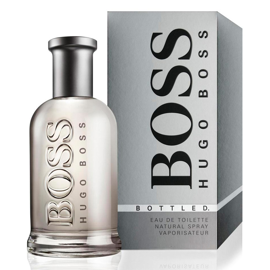 Perfume Hugo Boss Bottled