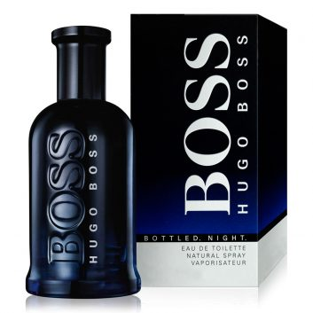 Perfume Hugo Boss Bottled Night Masculino EDT