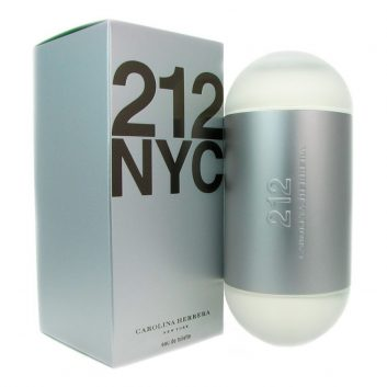 Perfume 212 NYC Feminino EDT - Carolina Herrera