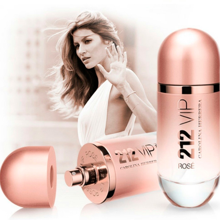 05ba514e0 Perfume 212 Vip Rosé Feminino EDP – Carolina Herrera - Duran Deals