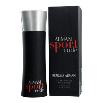 Perfume Armani Code Sport Masculino EDT – Giorgio Armani
