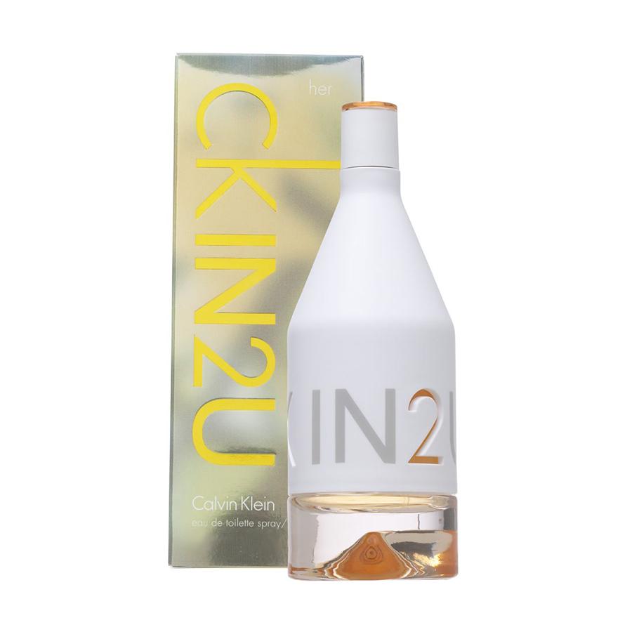 Perfume CK In2U Her Feminino