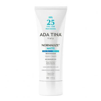 Normalize Matte FPS 25 Protetor Solar Facial - Ada Tina