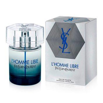 Perfume L'homme Libre EDT - Yves Saint Laurent