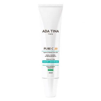 Pure C 20 Emulsão Anti-Envelhecimento 30 ml - Ada Tina