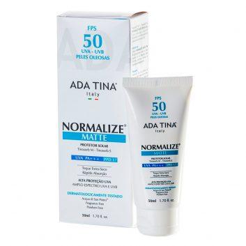 Normalize Matte FPS 50 Protetor Solar Facial - Ada Tina