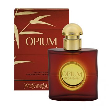 Perfume Opium Yves Saint Laurent Natural Feminino EDT