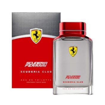 Perfume Ferrari Scuderia Club Masculino Eau de Toilette