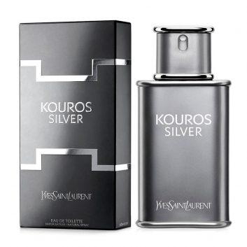 Perfume Kouros Silver Yves Saint Laurent Masculino EDT