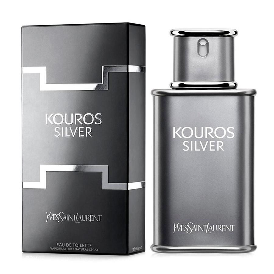 Perfume Kouros Silver