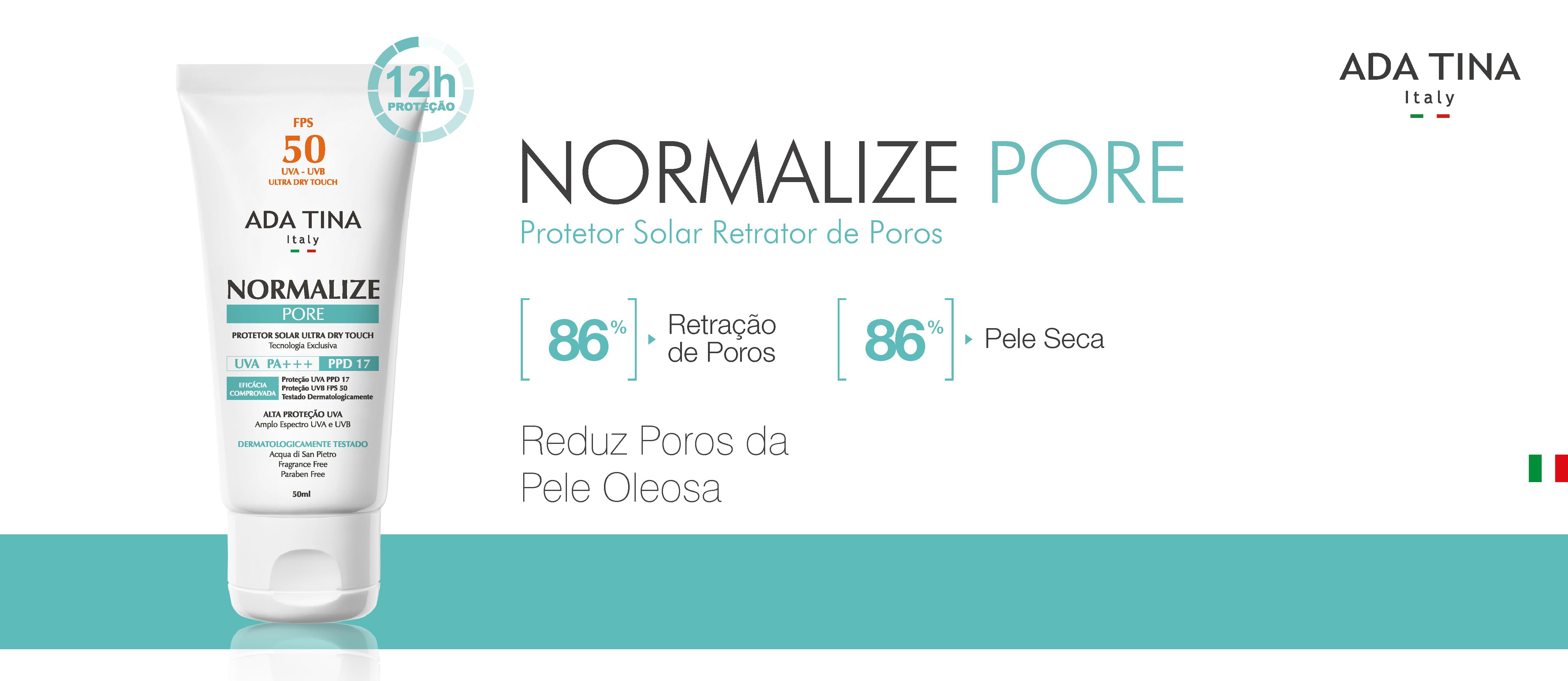 Normalize Pore