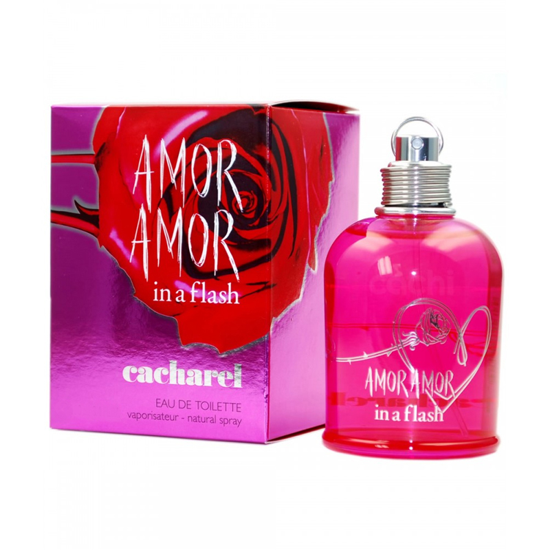 Perfume Amor Amor In a Flash