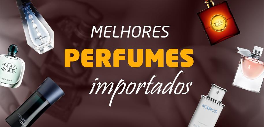 Melhores perfumes importados para se ter na prateleira