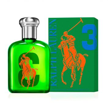 Perfume Polo Big Pony 3 Masculino EDT 40ml - Ralph Lauren
