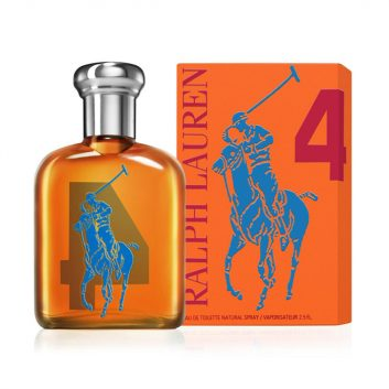 Perfume Polo Big Pony 4 Masculino EDT 40ml - Ralph Lauren
