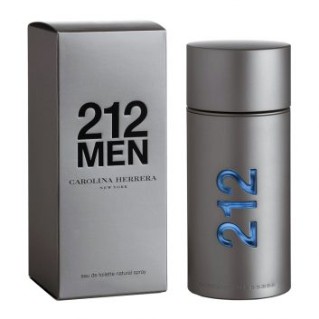 Perfume 212 Men Masculino EDT 100 ml - Carolina Herrera