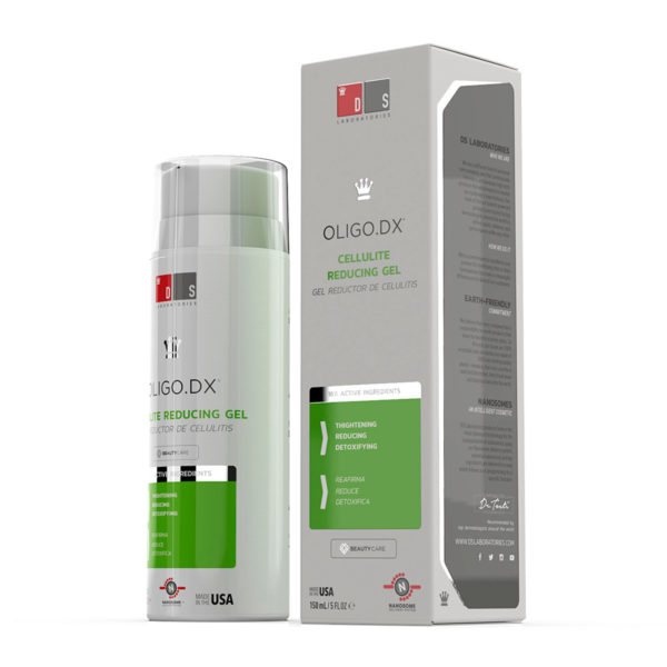 Oligo DX Gel Redutor de Celulite 150 ml DS Laboratories