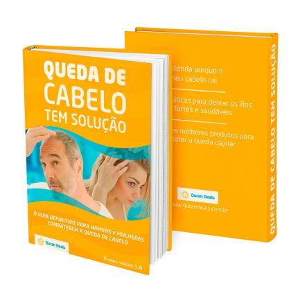 E-book Queda De Cabelo Tem Solução